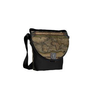 World Traveler Mini Messenger Bag 4
