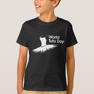 World Tutu Day Logo T Shirt