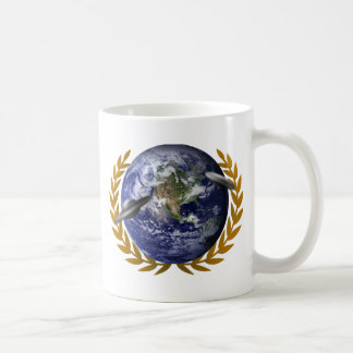 World UFO Day Basic White Mug
