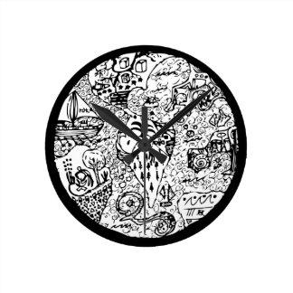world wall clocks