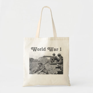 World War 1 Tote Bags