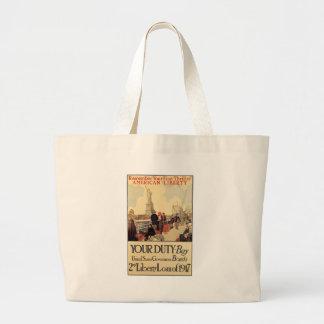 World War 2 American Liberty Bags