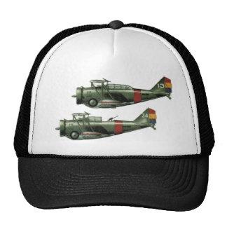 World War 2 Formation Flying Cap