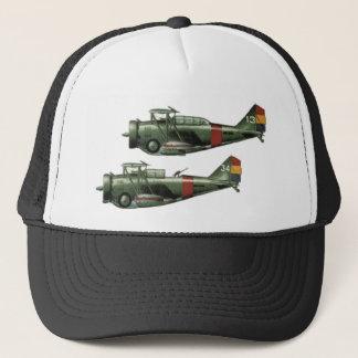 World War 2 Formation Flying Trucker Hat
