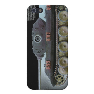 WORLD WAR 2 GERMAN TANK CASE FOR iPhone 5/5S