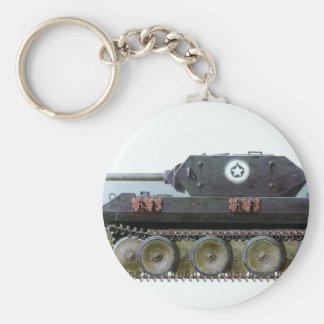 WORLD WAR 2 GERMAN TANK KEY RING