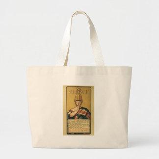 World War 2 Silence Tote Bags