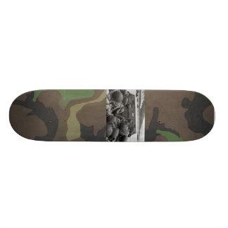 world war 2 skateboard d-day invasion