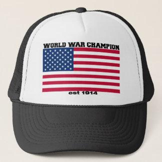 World War Champion Hat