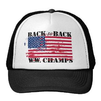 World War Champions Mesh Hats