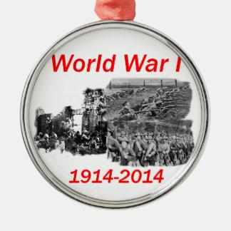 World War I (1914-2014) Christmas Ornaments