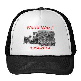 World War I 1914-2014 Hat
