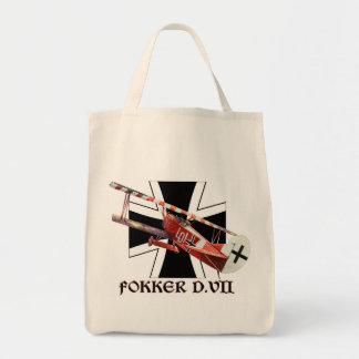 WORLD WAR I FOKKER AIRPLANE BAG