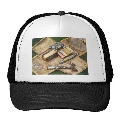 World War I Shaving Kit Trucker Hat