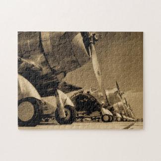 World War II Douglas SBD Dauntless Bomber Planes Jigsaw Puzzle