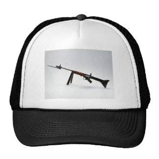 World War ii World War weapons,NRA Guns Military D Trucker Hat