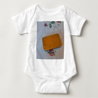World War One Christmas Tin Baby Bodysuit