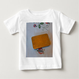 World War One Christmas Tin Baby T-Shirt