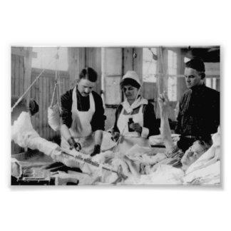 World War One Nurse Field Hospital Photo Print