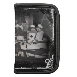 World War One Nurses Aid Station Planners