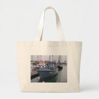 World War Two Patrol Boat Jumbo Tote Bag