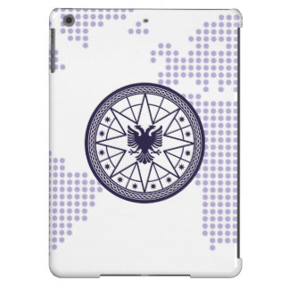World Wealth Network iPad Air Covers
