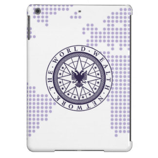 World Wealth Network Cover For iPad Air
