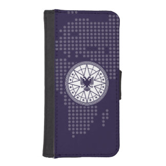 World Wealth Network iPhone 5/5S Wallet Case iPhone 5 Wallet Case
