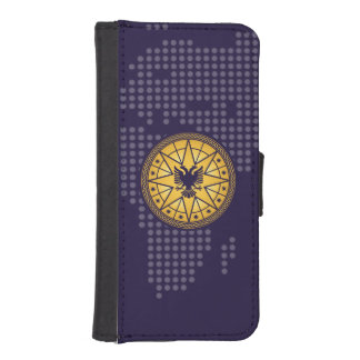 World Wealth Network iPhone 5/5S Wallet Case iPhone 5 Wallets