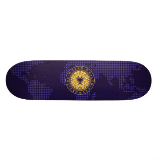 World Wealth Network Skateboard Decks