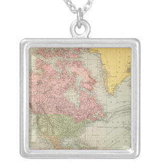 World West Silver Plated Necklace