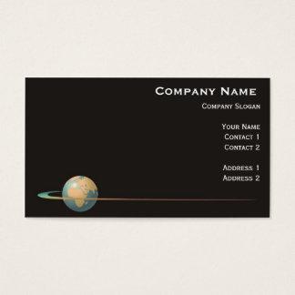 World Wide Business Card