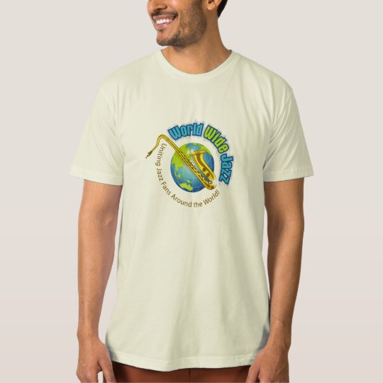 World Wide Jazz Shirt
