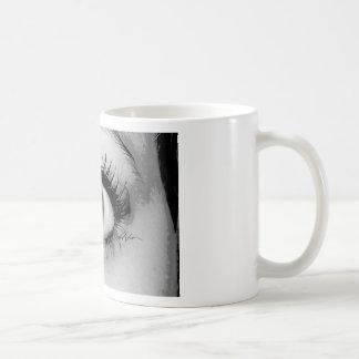 Worldly Eye Basic White Mug