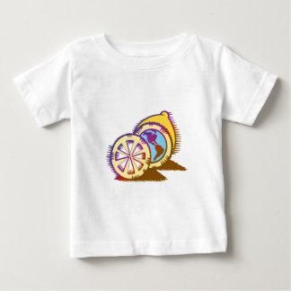 Worldly Lemons T Shirts