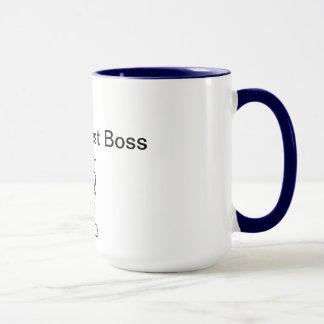 World's 2nd Best Boss