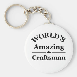 World's amazing Craftsman Key Chain