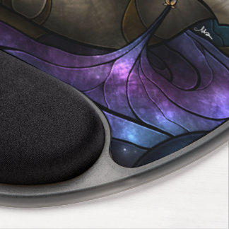 Worlds Away Gel Mouse Pad