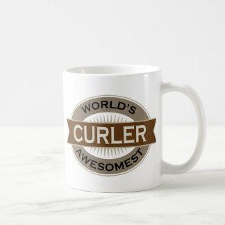 Worlds Awesomest Curler Mug