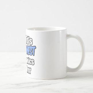 World's Awesomest Economics Teacher Coffee Mug