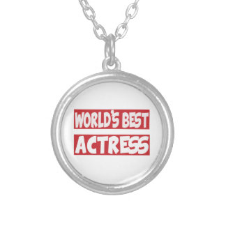 World's best Actress Necklaces