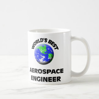 World's Best Aerospace Engineer Classic White Coffee Mug