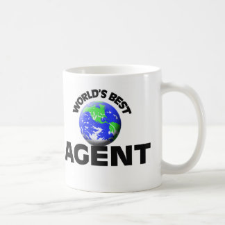 World's Best Agent Mug