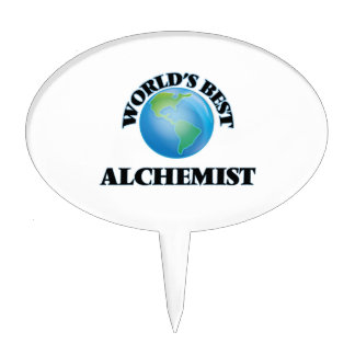 World's Best Alchemist Cake Pick