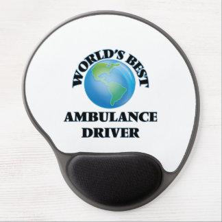 World's Best Ambulance Driver Gel Mouse Mats