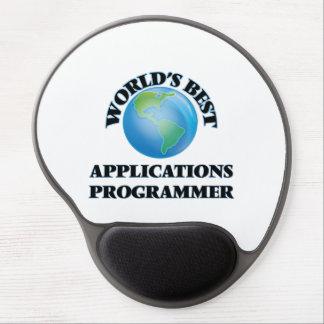 World's Best Applications Programmer Gel Mousepad