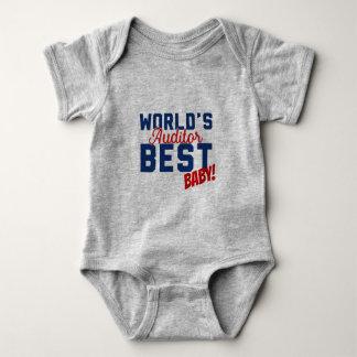 World's Best Auditor BABY! Baby Bodysuit