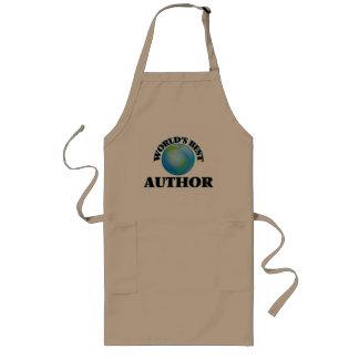 World's Best Author Apron