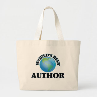 World's Best Author Bags