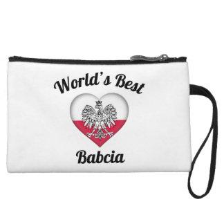 World's Best Babcia Clutch